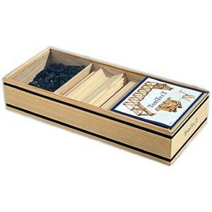 Kapla Tomtect 420 delig in kist