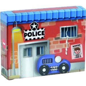 Autodoos Politie Vilac