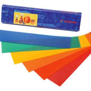 Stockmar versierbijenwas 12 kleuren